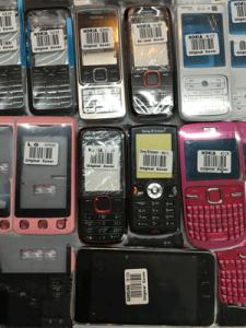 قاب بار کد دار گوشی موبایل