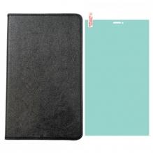 کیف کلاسوری  مناسب برای تبلت سامسونگ Galaxy Tab A 8.0 2019 LTE SM-T295 به همراه محافظ صفحه نمایش