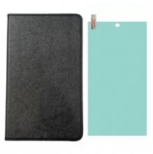 کیف کلاسوری  مناسب برای تبلت سامسونگ Galaxy TAB A 10.1 2019 LTE SM-T515 به همراه محافظ صفحه نمایش